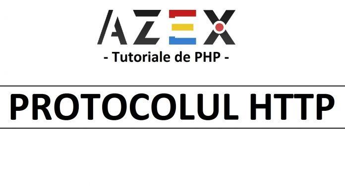 Tutoriale de PHP - Lecția 41 - Protocolul HTTP