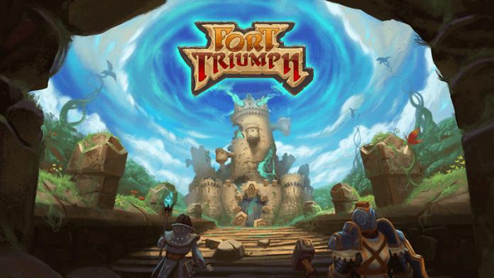 Jocul romanesc Fort Triumph