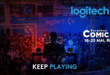 East European Comic Con Logitech G