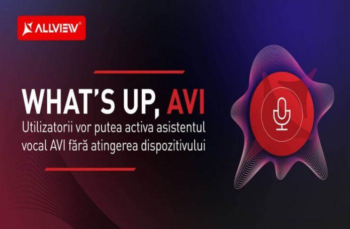Asistentul vocal AVI