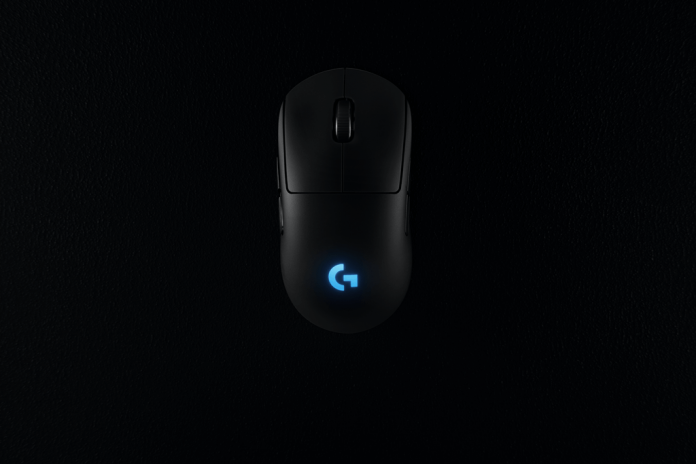 mouse de gaming Logitech G PRO Wireless