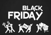 Magazine de încredere participante la Black Friday 2018