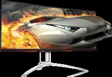 Monitor de gaming AOC