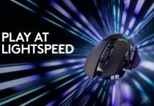 mouse Logitech de gaming