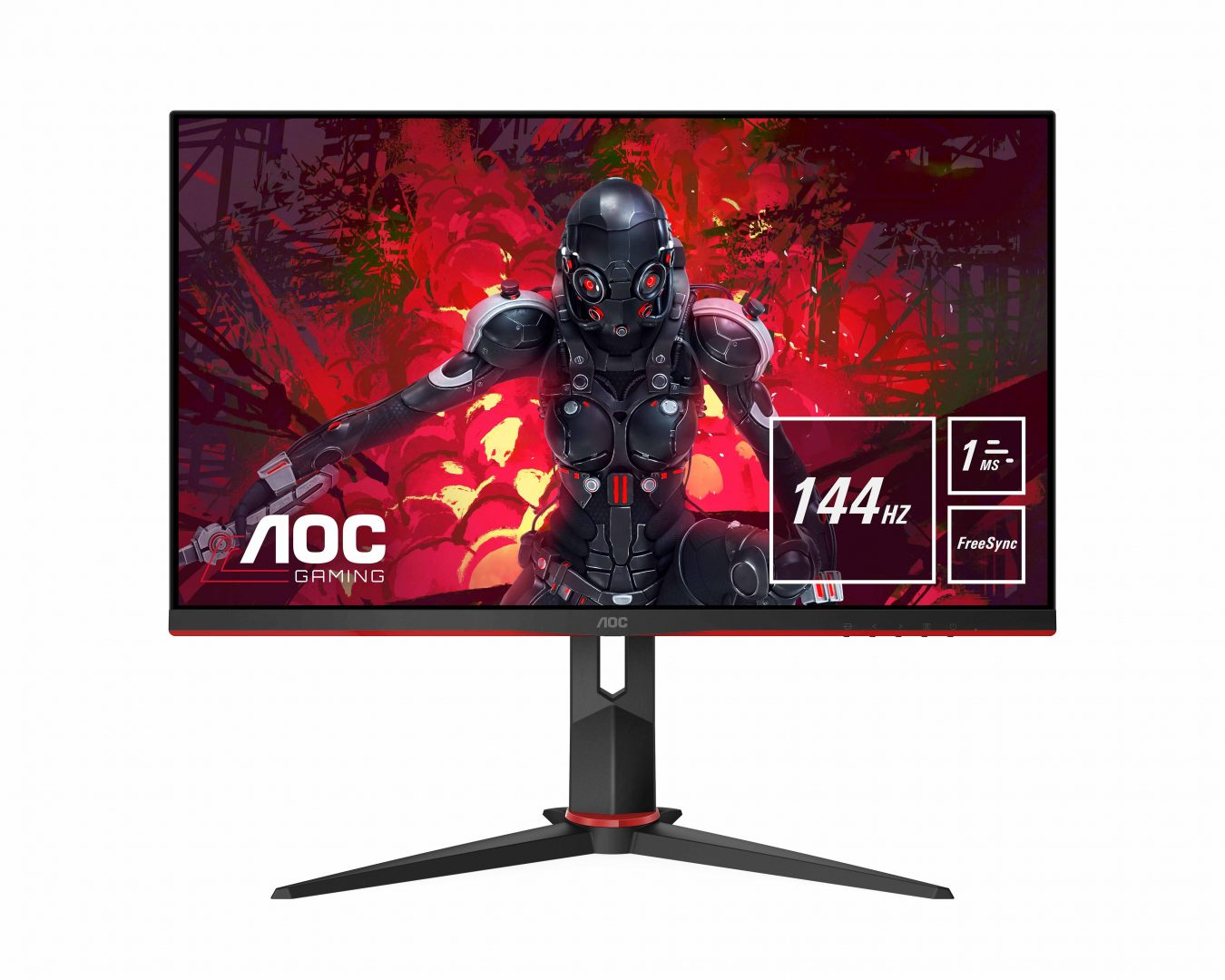 monitoare de gaming AOC IPS