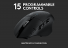 mouse wireless de gaming de la Logitech